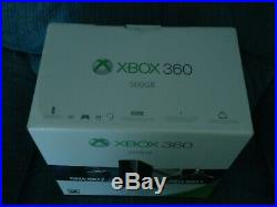 Microsoft Xbox 360 E Holiday Value Bundle 500GB Black Console