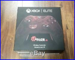 Microsoft Xbox Elite Gears of War 4 Limited Edition Wireless Controller