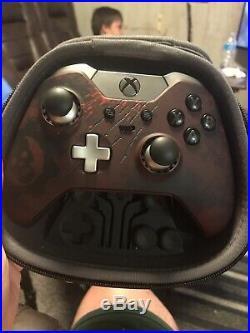Microsoft Xbox Elite Gears of War Wireless Controller