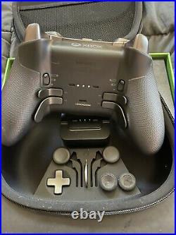 Microsoft Xbox Elite Series 2 FST-00008 Wireless Controller for Xbox One- Black