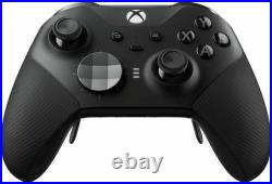 Microsoft Xbox Elite Series 2 FST-00008 Wireless Controller for Xbox One Black