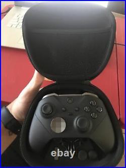 Microsoft Xbox Elite Series 2 Wireless Control Gamepad Black OPEN BOX & TESTED