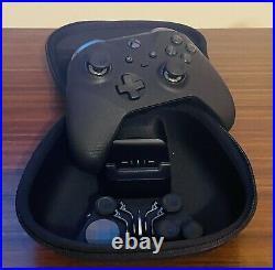Microsoft Xbox Elite Series 2 Wireless Controller Gamepad Black