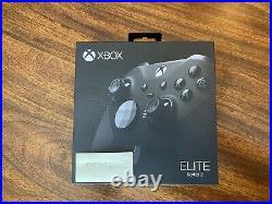 Microsoft Xbox Elite Series 2 Wireless Controller Gamepad Black BRAND NEW