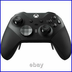 Microsoft Xbox Elite Series 2 Wireless Controller Gamepad Black FST-00001
