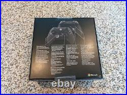 Microsoft Xbox Elite Series 2 Wireless Controller Gamepad (Black) New Unopened