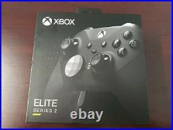 Microsoft Xbox Elite Series 2 Wireless Controller Series X/S/One Black NEW