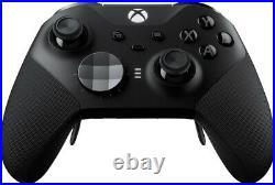 Microsoft Xbox Elite Series 2 Wireless Controller- Xbox One- Black