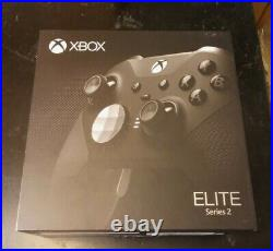 Microsoft Xbox Elite Series 2 Wireless Controller for Xbox One Black OPEN BOX