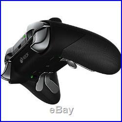 Microsoft Xbox Elite Wireless Controller Black Bluetooth Connectivity 9 ft C