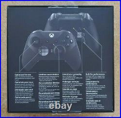 Microsoft Xbox Elite Wireless Controller Series 2 for Xbox One Black