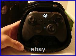 Microsoft Xbox Elite Wireless Controller Series 2 for Xbox One Black Used, VG
