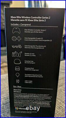 Microsoft Xbox Elite Wireless Controller Series 2 for Xbox One/Series X/ S