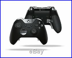 Microsoft Xbox Elite Wireless Controller Xbox One Black Hair Trigger Lock F/S