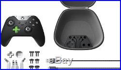 Microsoft Xbox Elite Wireless Controller for Xbox One Black