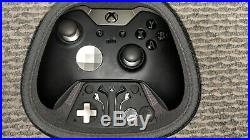 Microsoft Xbox Elite Wireless Controller for Xbox One with BOX, CASE, USB cable