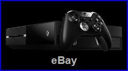 Microsoft Xbox ONE Elite 1TB Hybrid Console with Elite Control VGCWarranty