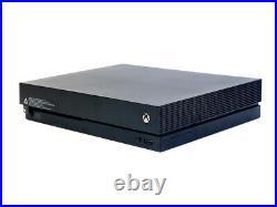 Microsoft Xbox ONE X Konsole 500GB SSD + original Controller Elite Konsole