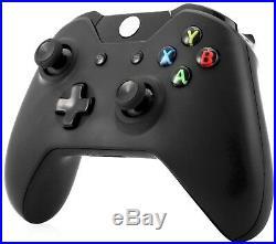 Microsoft Xbox One 1TB Elite Matte Black Console Video Game System Hybrid SSD HD