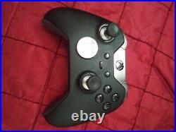 Microsoft Xbox One 500 GB Console with elite controller (read description)