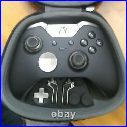 Microsoft Xbox One Black Elite Wireless Controller Series 1