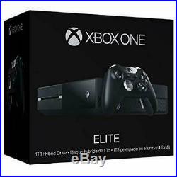 Microsoft Xbox One Console Elite Bundle 1TB With Elite Controller (1540)