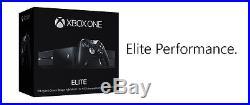 Microsoft Xbox One Elite 1 TB Black Console bundle elite wireless controller