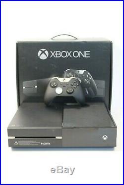 Microsoft Xbox One Elite 1TB Black Console