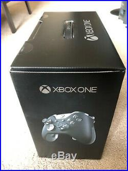 Microsoft Xbox One Elite 1TB Black Console Controller Brand New Sealed