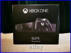 Microsoft Xbox One Elite 1TB Hybrid Dive Console Controller not included