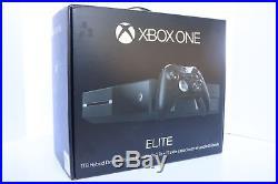 Microsoft Xbox One Elite Bundle 1TB Black Console