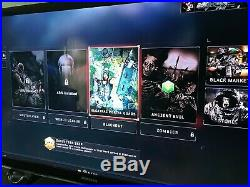 Microsoft Xbox One Elite Bundle 1TB Black Console + 11 Games COD Black Ops 4 Lot