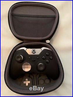 Microsoft Xbox One Elite Bundle 1TB. Includes Elite Controller & 3 Games-Overwat
