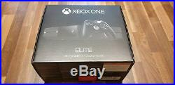 Microsoft Xbox One Elite Console 1Tb Hybrid Drive (No controller)