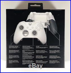 Microsoft Xbox One Elite Controller AUDACIOUS WHITE With Scuf Pro Elite