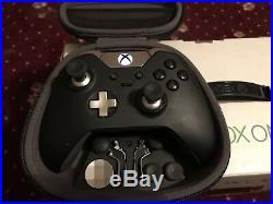 Microsoft Xbox One Elite Controller Black