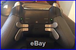 Microsoft Xbox One Elite Controller GREAT CONDITION