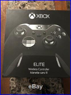 Microsoft Xbox One Elite Controller (HM3-00001) Gamepad