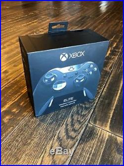 Microsoft Xbox One Elite Controller (HM3-00001) New Unopened