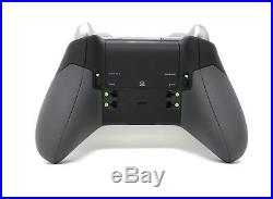 Microsoft Xbox One Elite Controller Wireless Black Custom HM3-00001 Bare