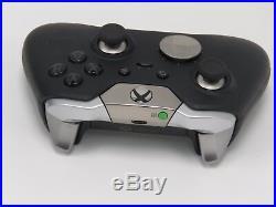 Microsoft Xbox One Elite Edition Wireless Controller Black Edition