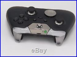 Microsoft Xbox One Elite Edition Wireless Controller Elite