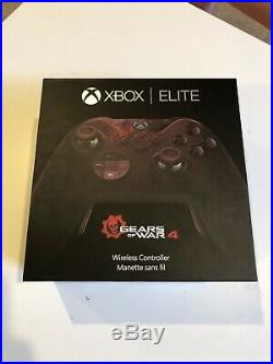 Microsoft Xbox One Elite Gears Of War 4 Controller