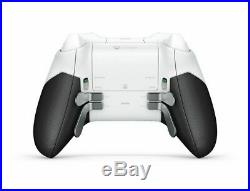 Microsoft Xbox One Elite Official Wireless Controller White 6 Month Warranty
