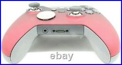 Microsoft Xbox One Elite Rapid Fire Modded Controller withRed Shadow Face Plate