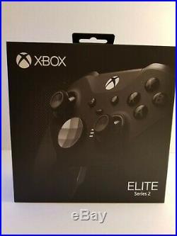 Microsoft Xbox One Elite Series 2 FST-00001 Wireless Controller Black
