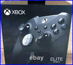 Microsoft Xbox One Elite Series 2 Official Wireless Controller FST-00008 MINT