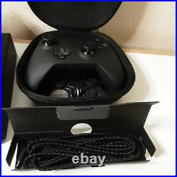 Microsoft Xbox One Elite Series 2 Official Wireless Controller New Open Box