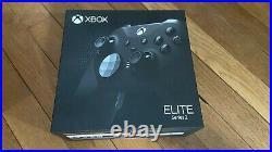 Microsoft Xbox One Elite Series 2 Wireless Controller Black, Brand New, Sealed