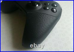 Microsoft Xbox One Elite Series 2 Wireless Controller Black + Charger VGC